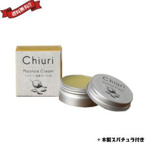 保湿 クリーム 顔 ナイアード チウリモイスチャークリーム 10ml スパチュラ付き|okinawangirls