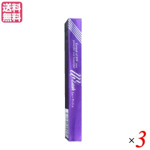 ミューラッシュ Dr.トーム 2.7ml 3本セット まつ毛 まつ毛美容液 マスカラ 送料無料|okinawangirls