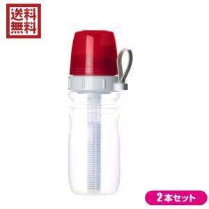 浄水器 カートリッジ コンパクト リセラマグボトル(携帯用ボトル型浄水器) 2本セット 送料無料|okinawangirls