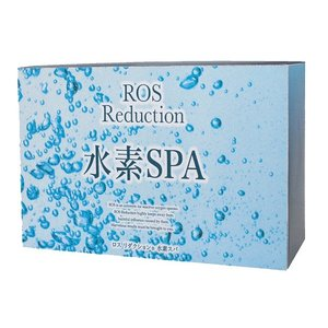 お得な6箱セット 高濃度水素入浴剤 ロスリダクション 水素SPA (50g×5包)|okinawangirls