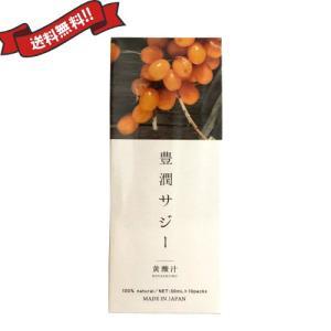 サジージュース サプリ 豊潤サジー スティックタイプ 30ml×10包