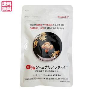 ターミナリアファースト プロフェッショナル プラス 120粒入り 機能性表示食品 ダイエット サプリ 糖 送料無料|okinawangirls
