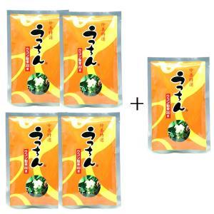 仲善(なかぜん)秋うっちん粉(袋入200g)【4個に1個サービス】 okinawashimashop20
