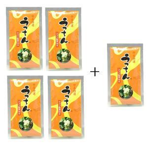 仲善(なかぜん)秋うっちん粉(袋入100g)【4個に1個サービス】 okinawashimashop20