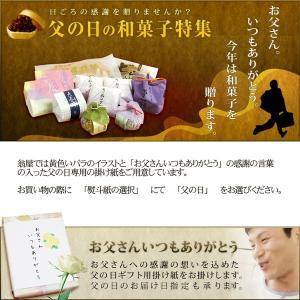 父の日  和菓子詰合せ 虹|okinayawagashi|02