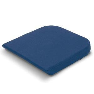 テンピュールMEDケアクッション・平面タイプ(ブルー)・車椅子用クッション厚さ7.5cm|okitatami