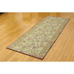 い草 廊下敷き DXエクセレント 約80×180cm 裏:不織布 okitatami