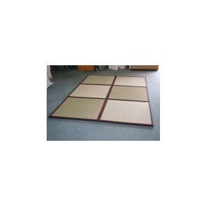 ベッド畳 四方縁 しほうへり 仕様 オプション|okitatami