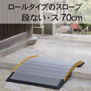 車いす スロープ  段ない・ス ロールタイプ700 シコク社|okitatami