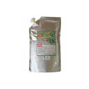 消臭 抗菌 天然 フィトンチッド ナリフィトン35スペースウッズ森の生力(いのち) 入浴剤 1000ml パウチ袋|okitatami
