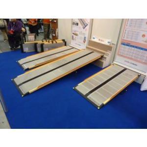 段差解消スロープ ケアスロープ CS-65 70cm×65cm ケアメディックス 幅70cm対応|okitatami
