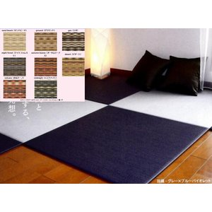置き畳 セキスイ 日本アトピー協会推薦品 フロア畳 アースカラーコレクション|okitatami