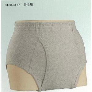 ソフト吸収パンツ 男性用 おむつ 2枚セット エンゼル S、M、L|okitatami