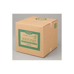 CLEAR SCRITT ボディソープ 18L 業務用 熊野油脂株式会社|okitatami