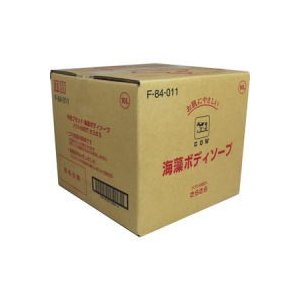 牛乳ブランド 海藻ボディソープ 10L  業務用 牛乳石鹸共進社|okitatami