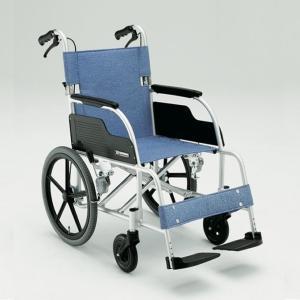 介助式 ECO-301 アルミ製介助式車椅子 スタンダードタイプ 松永製作所 折りたたみ|okitatami