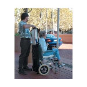 スロープ 段差 車椅子 簡易スロープ デクパック キャリングバッグパーソナル用|okitatami