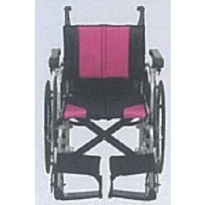 パナソニック 車いす 車椅子 モジュPITTA 自走式ミディアム|okitatami