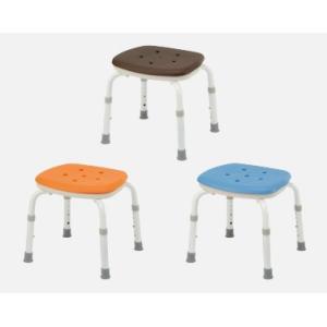 風呂椅子 パナソニックシャワーチェア ユクリア コンパクトスツールN PN-L41021 背もたれ・ひじかけなしタイプ 据え置きタイプ|okitatami