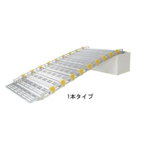 巻き取り式スロープ・渡し板 スロープビルド1本タイプ 92cm 屋外用段差解消・適応段差高さ:約5〜8cm|okitatami