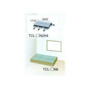 畳 ボックス 収納 高床 ユニット 楽座 プランL-3 三畳タイプ引出なし|okitatami