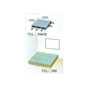 畳 ボックス 収納 高床 ユニット 楽座 プランL-4 四畳半タイプ引出なし|okitatami