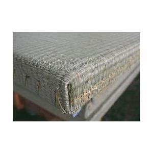 畳 琉球畳 一帖七島琉球畳表 厚さ約55ミリ 一畳タイプ|okitatami