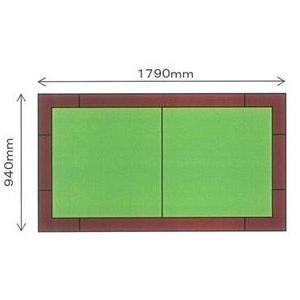 畳 ボックス 収納 高床 ユニット パナソニック NEW 畳が丘 1畳アイランドタイプ 1 ハッチボックスタイプ  送料無料|okitatami