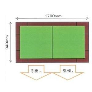 畳 ボックス 収納 高床 ユニット パナソニック NEW 畳が丘 1畳アイランドタイプ 3 引出しボックスタイプ  送料無料|okitatami