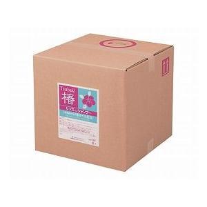 リンスインシャンプー 業務用 18L 熊野油脂 SCRITT椿 |okitatami