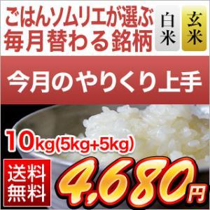 お米 白米・玄米セット 島根県産きぬむすめ 10kg (5k...
