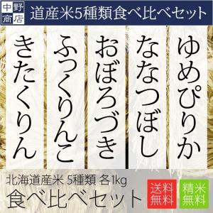 ななつぼし、ゆめぴりか、ふっくりんこ 3ブランドが最高評価の「特A」を獲得!  【名称】玄米(精米度...