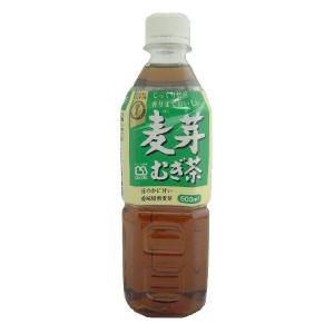 【はくばく】麦茶 (500ml×24本)