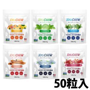 キシリトール100% Xylichew(キシリチュウ)粒ガム ボトルタイプ(60粒)