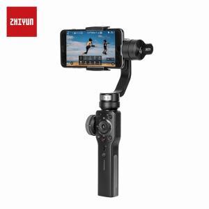 Zhiyun スムーズ 4 q 3 軸フォーカス&ズーム機能ハンドヘルドジン iphone xs × 8 プラス 8 7 p 7 6 4 okuda-store