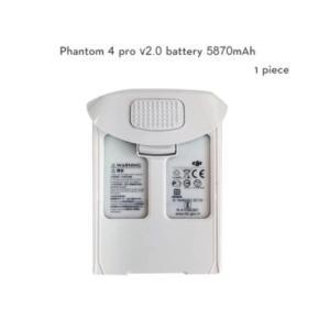 Dji ファントム 4 プロ ファントム 4 プロ V2.0 バッテリー 5870 5200mah インテリジェント 飛行 バッテリー D okuda-store