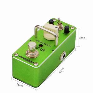 アロマヴィンテージオーバードライブペダルギター効果greenizer伝説チューブスクリーマーウォームナチュラルシングル効果プロセッサギター部|okuda-store