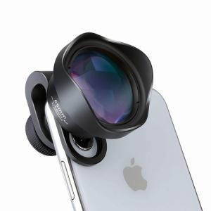 ULANZI 65 ミリメートル 望遠 レンズ iphone 、香港 4D 超広角 Fishyeye 携帯 カメラ レンズ iphone サ okuda-store
