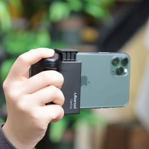 Ulanzi bluetooth selfieシャッターブースターのandriod ios ワイヤレス スマートフォン ホルダー スタンドス okuda-store