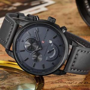 カレンクォーツ 腕時計 メンズ トップの 高級 腕時計 ファッション カジュアル スポーツ 時計 男性 腕時計 レロジオmasculino|okuda-store
