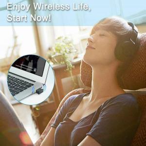 Bluetooth の Csr 4.0 の Usb アダプタ ワイヤレス コンピュータドングルポータブル勝利 7 8 10 Vista Xp okuda-store