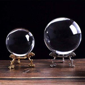K9 クリスタル ガラス玉透明なボール 誕生日 プレゼント のため写真撮影の小道具ボール援助ホーム Deroc  お土産 クリスタル アクセ|okuda-store