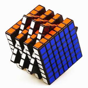 Moyu 教室 MF7 7 × 7 ルービックキューブ マジック ルービックキューブ 7 層 ルービックキューブ ツイスト速度 パズル ルー okuda-store