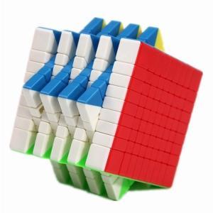 Moyu MF9 9 × 9 ルービックキューブ 9 層 マジック スピード ルービックキューブ パズル 9 × 9 × 9 黒ラベルなしネ okuda-store