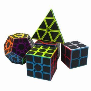 5 ピース/セット Z ルービックキューブ セット マジック ルービックキューブ スピード 3 × 3 × 3 4 × 4 × 4 マジコ okuda-store