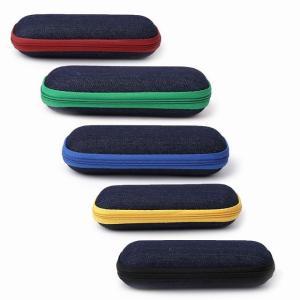 サングラス ケース カバー メガネ レンズ 容器 保護 クラッシュ抵抗 ジッパー ファッション 容器 ケース メガネ 旅行パック ボックス|okuda-store