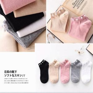 1 ペア 2019 夏 ファッション レディース 靴下 レディース シルバー シルク 真珠 靴下 レディース クリスタル ショート ソックス okuda-store