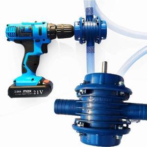 ポータブル電気ドリル水自吸式 Submersibles 超家庭菜園遠心ポンプ okuda-store