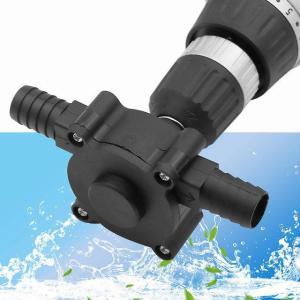 ポータブル電気ドリルポンプ自吸式転送パンプス流体水ポンプ家庭菜園遠心ポンプ okuda-store