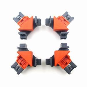90 度直角ク ランプ 固定クリップ額縁コーナーク ランプ 木工 コーナークリップポジショニング器具ハンド ツール okuda-store